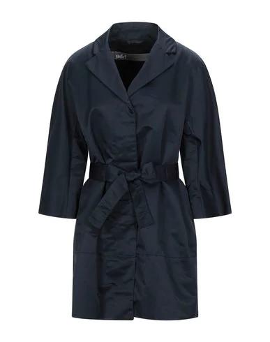 Add Full-length Jacket In Dark Blue