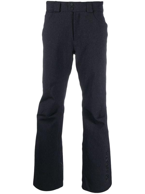 Rossignol Palmares Denim Ski Trousers In Blue