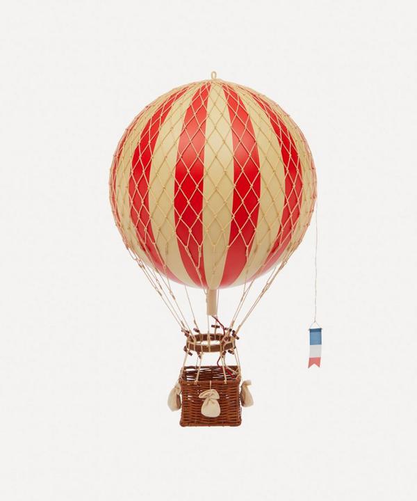 Authentic Models Royal Aero True Red Rainbow Balloon Model
