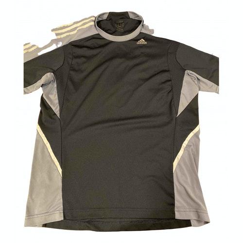 Pre-owned Adidas Originals Black T-shirts