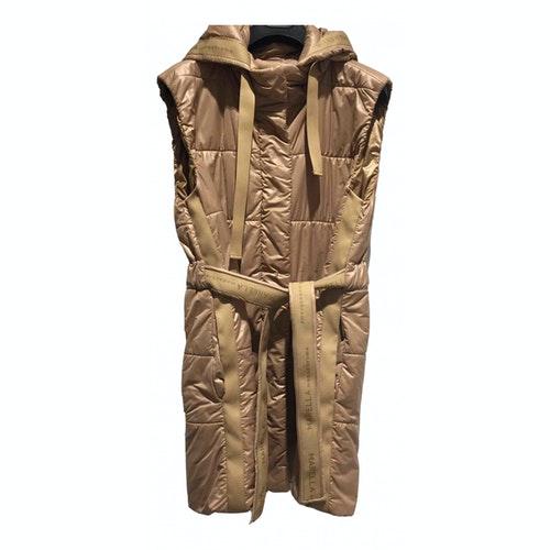 Pre-owned Marella Camel Coat