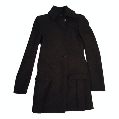 Pre-owned Patrizia Pepe Black Coat