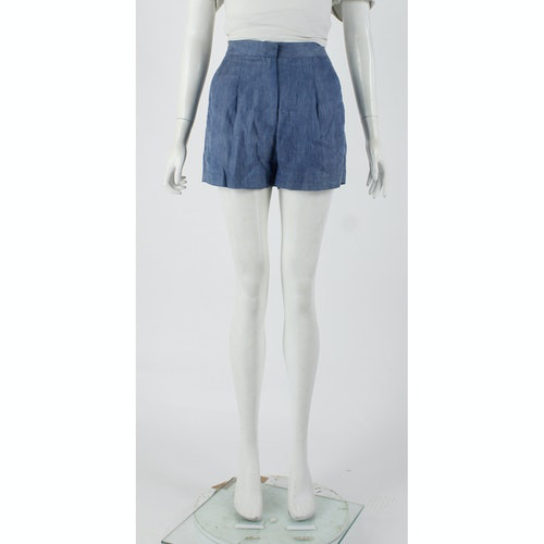 Pre-owned Acne Studios Blue Shorts