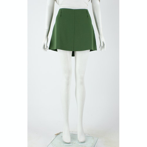 Pre-owned Celine Green Skirt