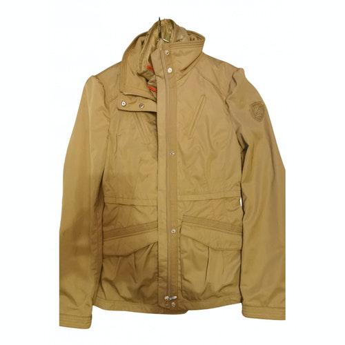 Pre-owned Hugo Boss Ecru Jacket
