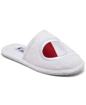 Champion Women's The Sleepover Slippers From Finish Line In White