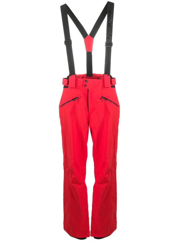 Rossignol Classique Ski Trousers In Red