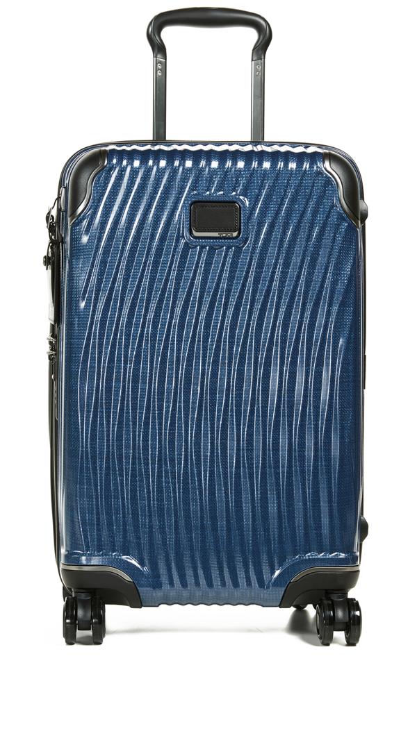 Tumi Latitude 27-inch Short Trip Rolling Suitcase In Navy