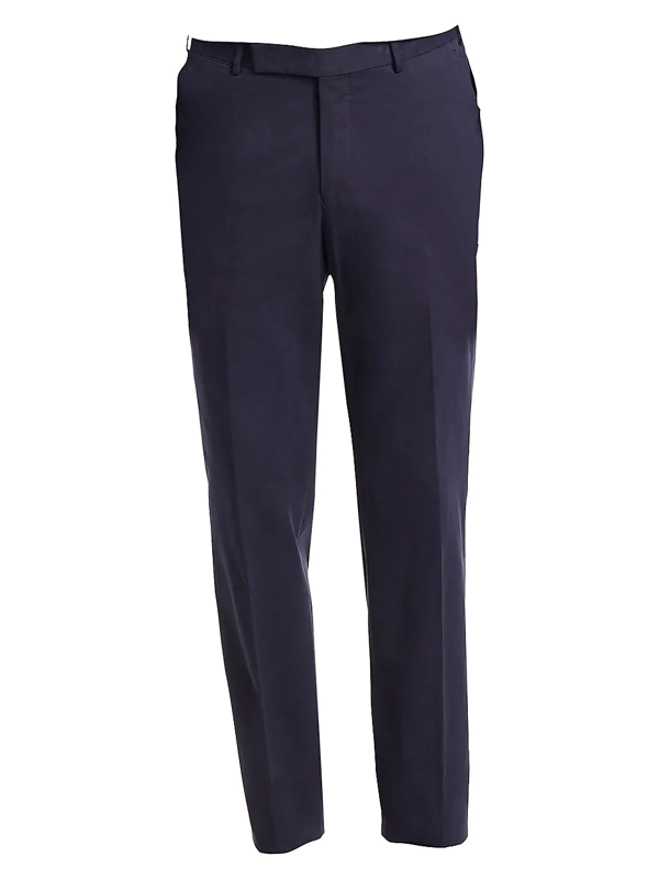 Ermenegildo Zegna Men's Storm Cashco Trousers In Navy