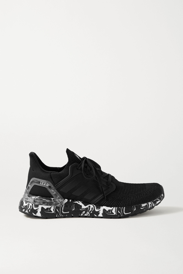 Adidas Originals Ultraboost 20 Glam Pack Shoes - Black/marble Women's