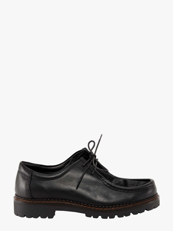 The Silted Company Lace-up Shoe In Black