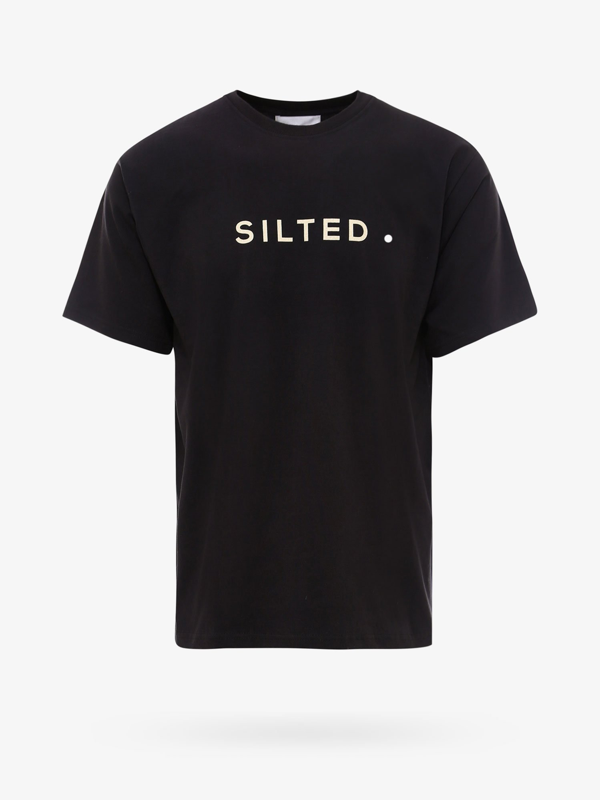 The Silted Company T-shirt In Black
