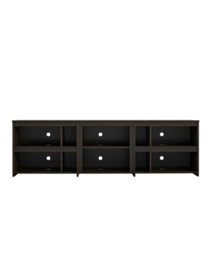 """A Design Studio Seaton Tv Stand For Tvs Up To 70"""" In Brown"""