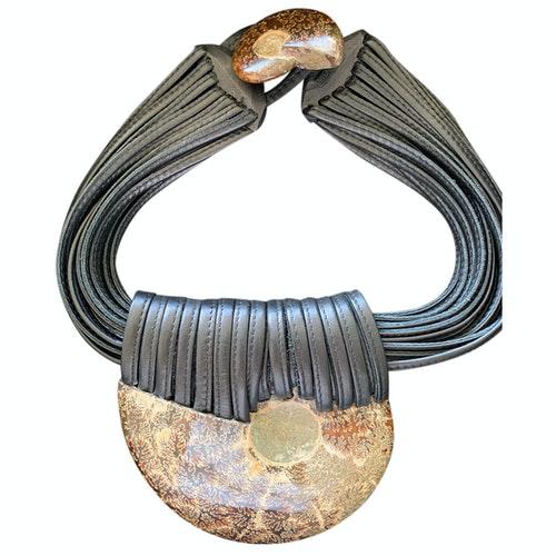 Pre-owned Monies Multicolour Necklace
