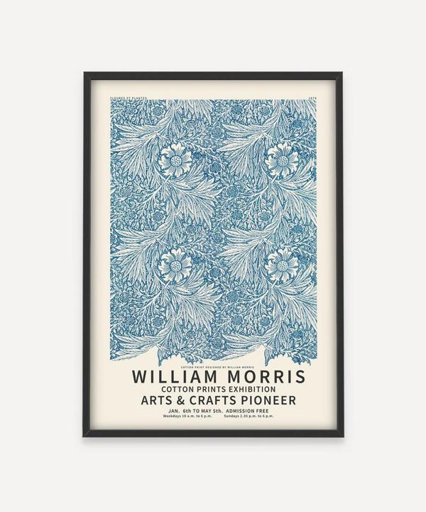 Pstr Studio Unframed William Morris Print In Multicolour
