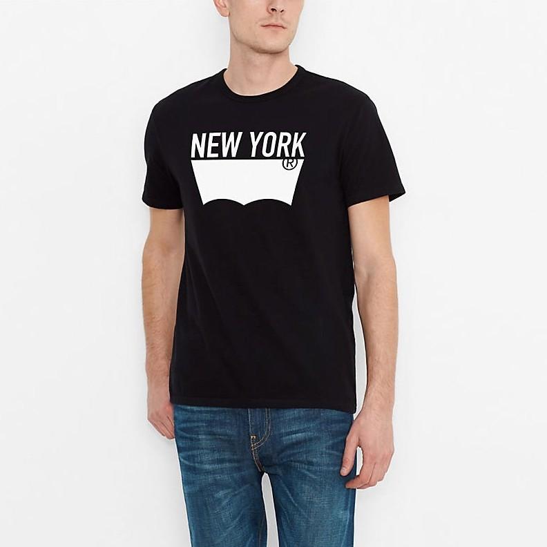 t shirt levis new york