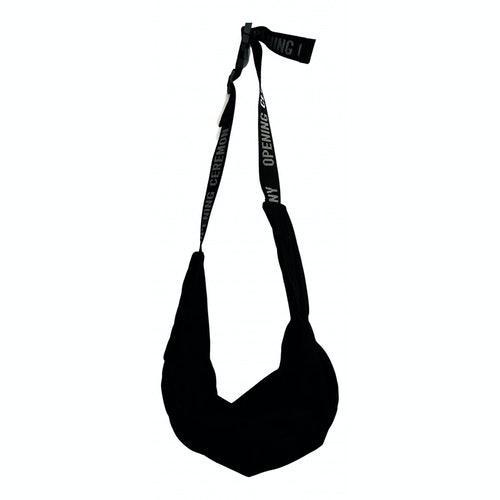 Pre-owned Opening Ceremony Black Handbag