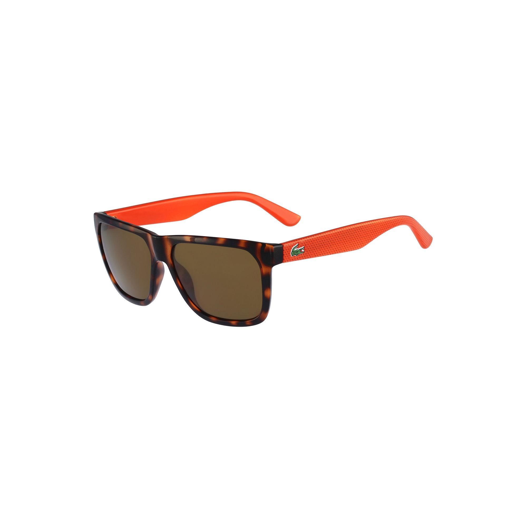 Lacoste Men's Classic Wayfarer Sunglasses - 214