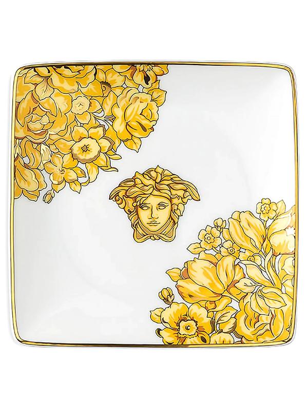 Versace Medusa Rhapsody Porcelain Canape Dish