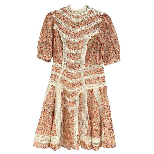 Pre-owned By Timo Multicolour Cotton Dress