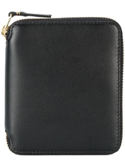 Comme Des GarÇOns Classic Small Wallet In 1 Black
