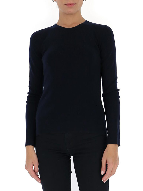 Max Mara Sweater In Blue