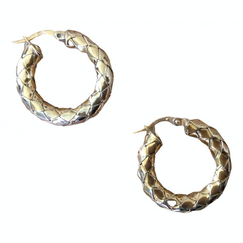 Pre-owned Roberto Coin Gold Gold Plated Earrings