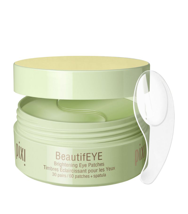 Pixi Beautifeye Brightening Eye Patches (pack Of 60) In Green