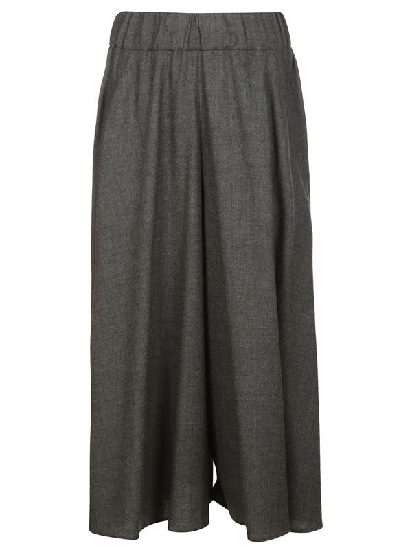 Aspesi Trousers In Grgio