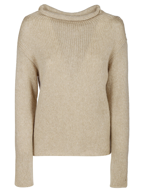 Dondup Sweaters In Beige