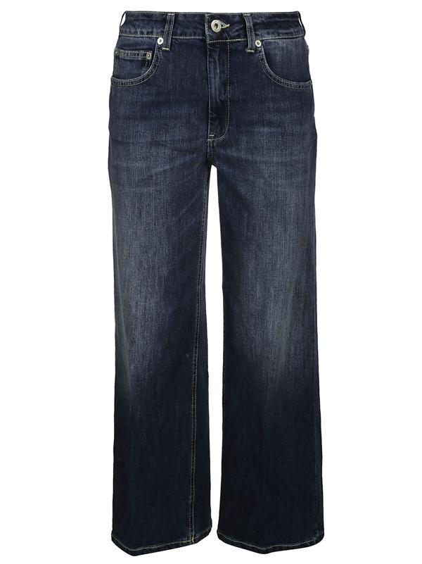 Dondup Trousers In Denim