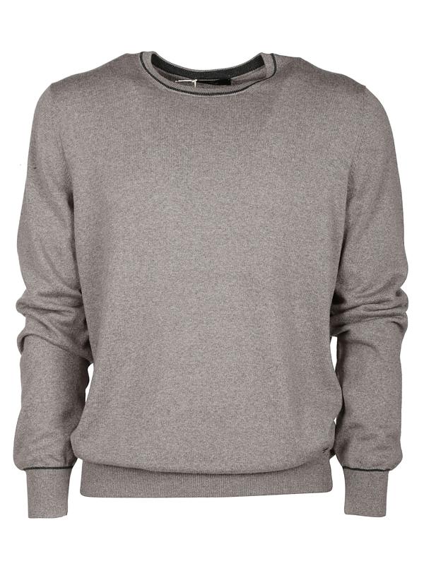 Fay Sweaters In Beige
