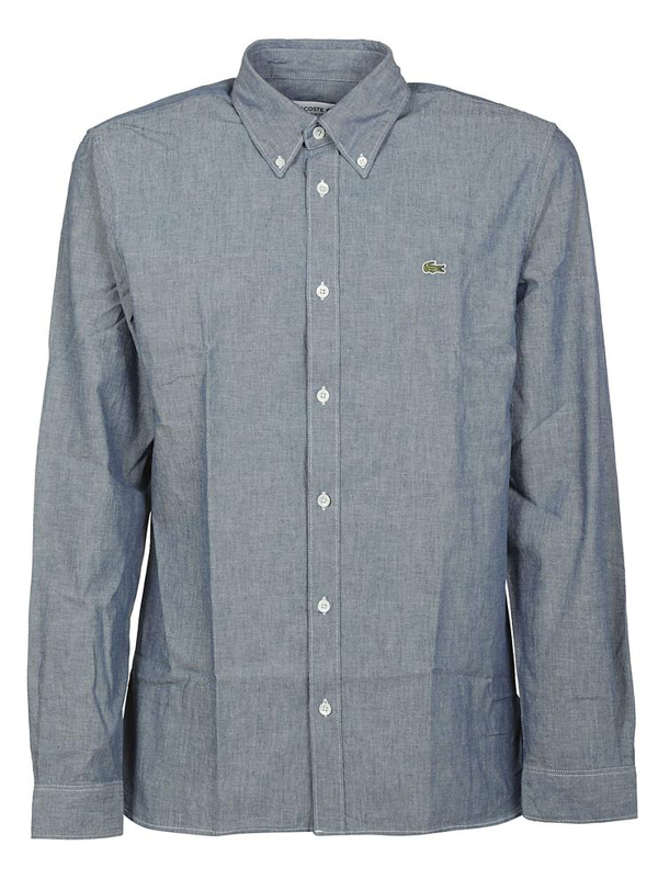Lacoste Shirts In Denim