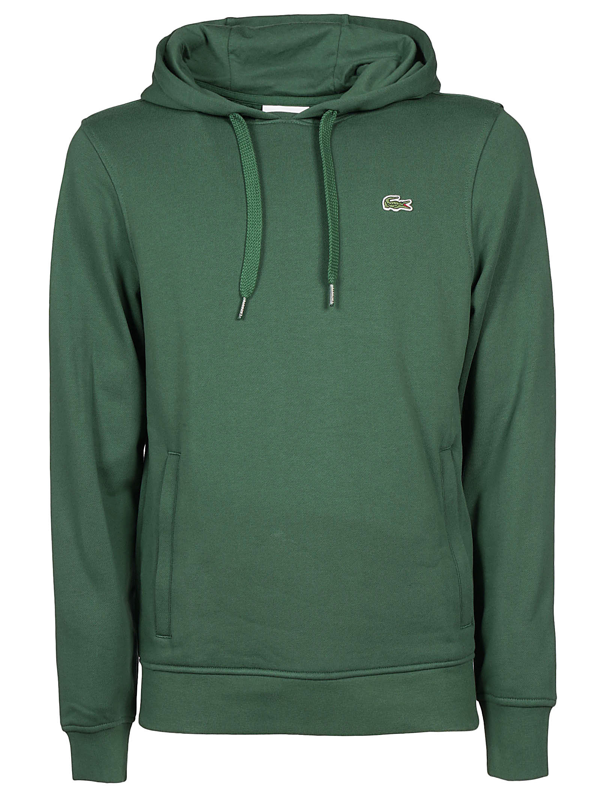 Lacoste Sweaters In 033 Shiny Ruthenium