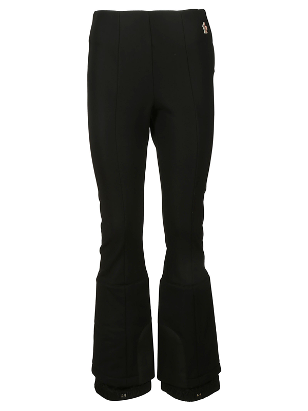 Moncler Trousers In Nero