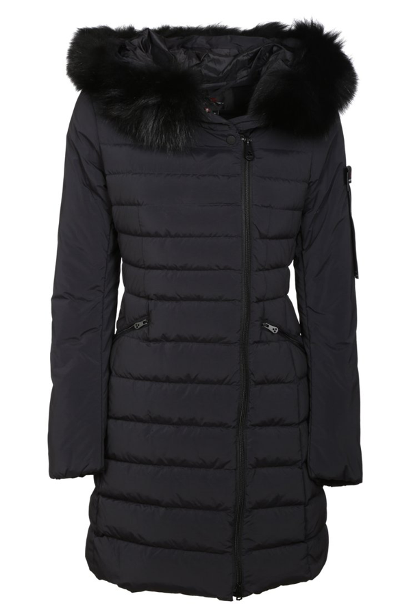 Peuterey Coats In Nero