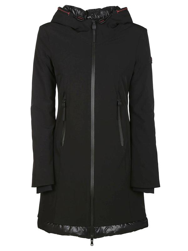 Peuterey Coats In Nero
