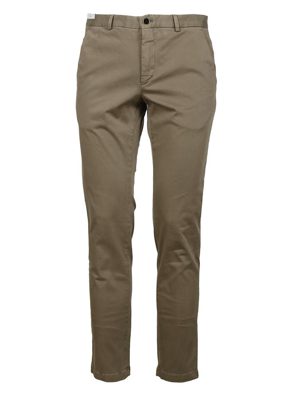 Pt01 Trousers In Green Army