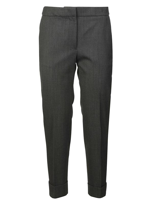 Pt01 Trousers In Nero