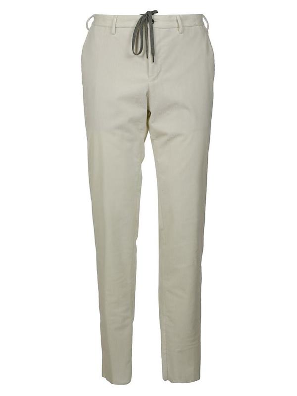 Pt01 Trousers In Marrone