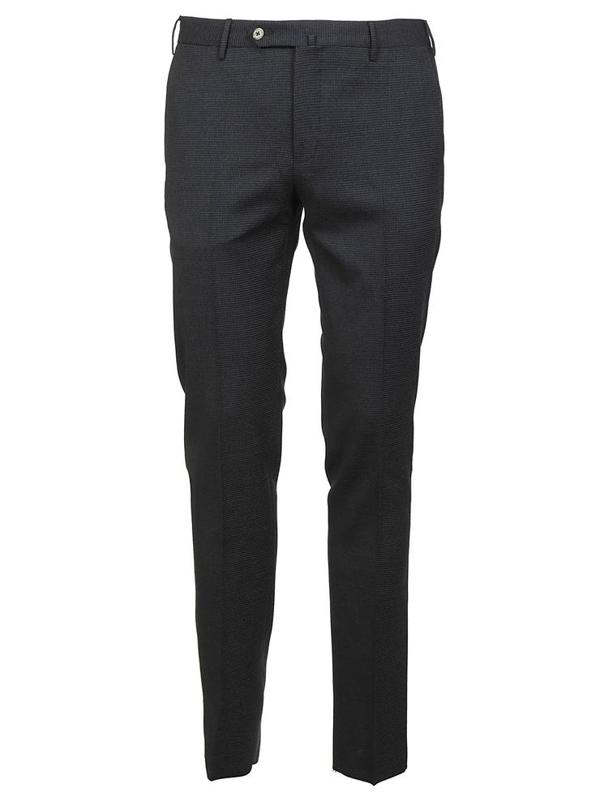 Pt01 Trousers In Grigio