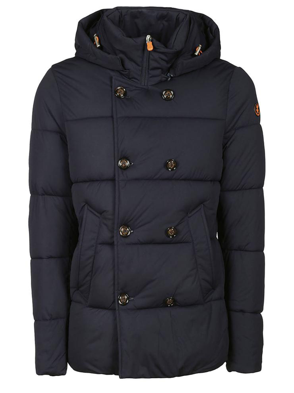 Save The Duck Coats In Blu