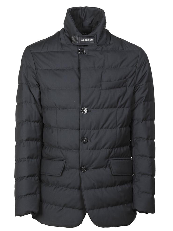 Woolrich Jackets In New Black