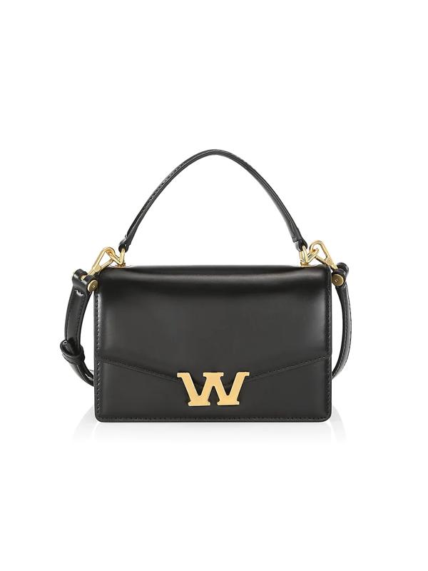 Alexander Wang Women's Mini Legacy Leather Satchel In Black