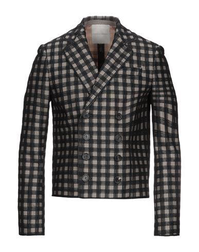 Marco De Vincenzo Suit Jackets In Black