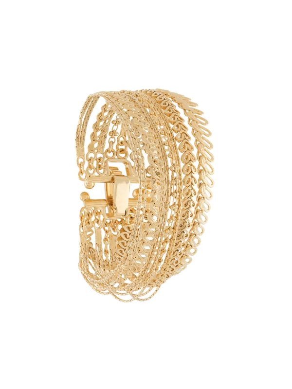 Wouters & Hendrix Fine Chains Bracelet In Gold