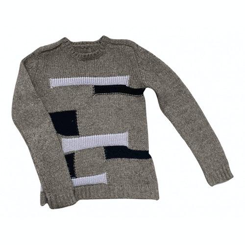 Pre-owned Rick Owens Beige Wool Knitwear & Sweatshirts