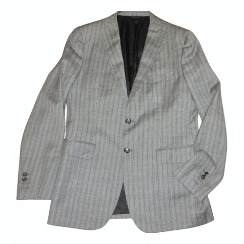 Pre-owned Tonello Grey Jacket
