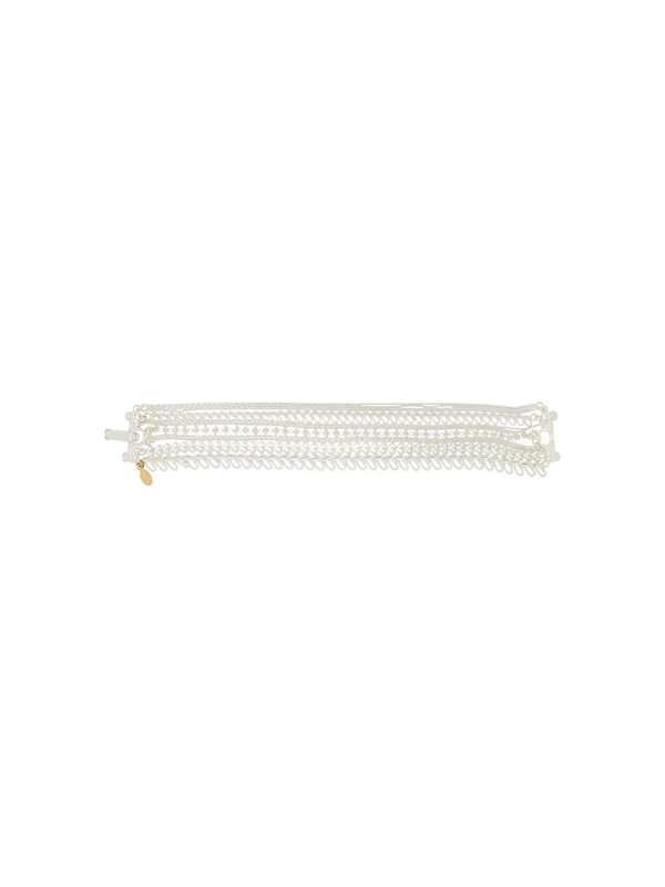 Wouters & Hendrix Fine Chains Bracelet In Silver