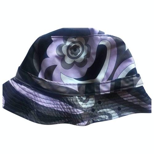 Pre-owned Emilio Pucci Multicolour Cloth Hat